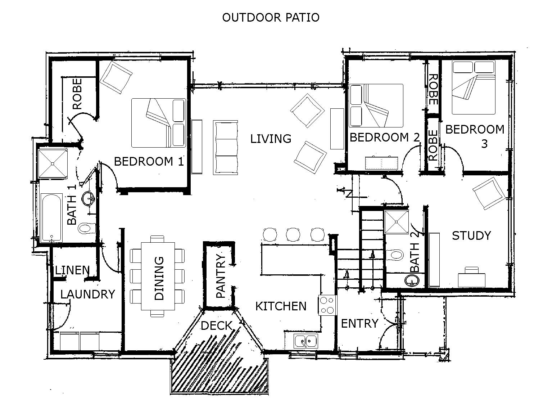 Pole House Beach House Floor Plan Joy Studio Design